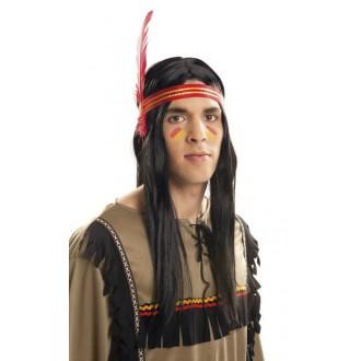 Indiáni - Paruka Indián