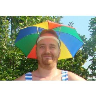 Žertíky-Ptákoviny-Dárečky-Hry - Deštník na hlavu