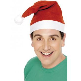 Klobouky-čepice-čelenky - Čepice Santa