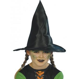 Čarodějnice - Dětský klobouk Čarodějnice