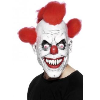 Klauni - Maska Klaun horor