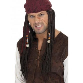 Piráti - Paruka Captain Pirate