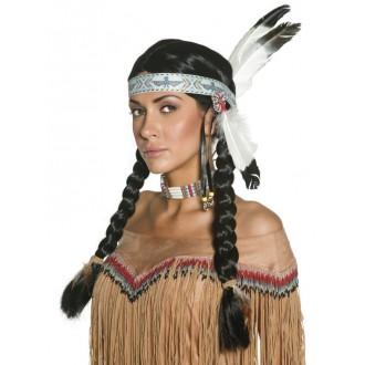 Indiáni - Paruka Western Indian