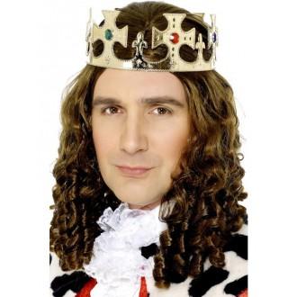 Karnevalové doplňky - Královská koruna I