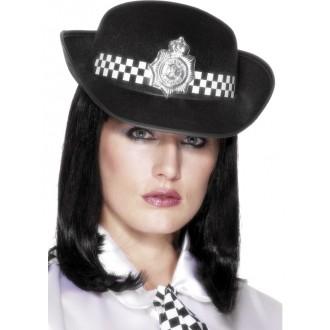 Klobouky-čepice-čelenky - Klobouk Policistka