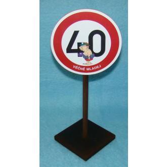 Žertíky-Ptákoviny-Dárečky-Hry - Značka 40 Věčně mladej