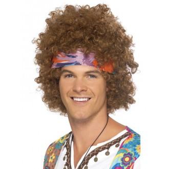 Hippie - Paruka Hippie