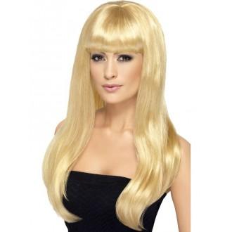 Mikuláš-Čert-Anděl - Paruka Babelicious blond