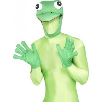 Klobouky-čepice-čelenky - Čepice a rukavice Žába