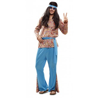 Hippie - Kostým Psycho hippie