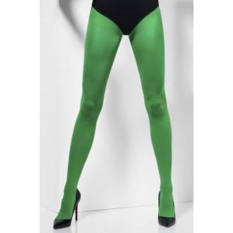 Klauni - Punčocháče zelené