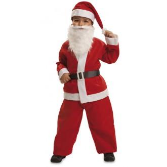 Mikuláš-Čert-Anděl - Dětský kostým Santa Claus I