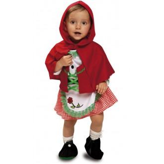 Kostýmy - Dětský kostým Červená Karkulka III