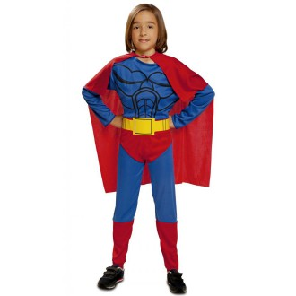 Kostýmy - Dětský kostým Superhrdina