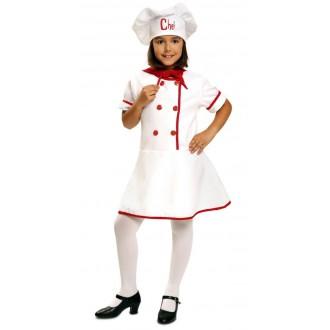 Kostýmy - Dětský kostým Kuchařka