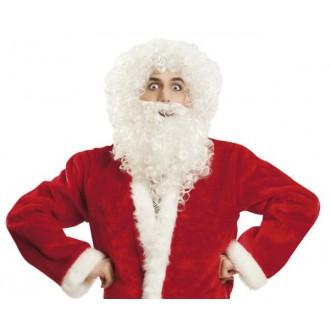 Mikuláš-Čert-Anděl - Paruka a vousy Santa