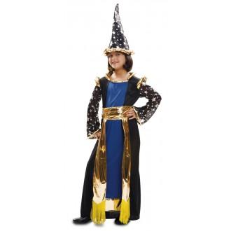 Čarodějnice - Kostým Noční čarodějka