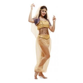 Kostýmy - Dámský kostým Břišní tanečnice