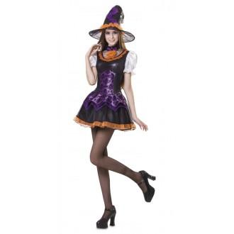 Čarodějnice - Kostým Krásná čarodějnice