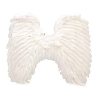 Mikuláš-Čert-Anděl - Křídla péřová