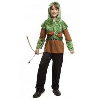 Kostýmy - Chlapecký kostým Lukostřelec