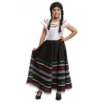 Kostýmy - Dívčí kostým Mexičanka
