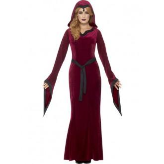 Kostýmy - Kostým Vampírka na halloween
