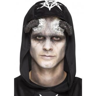 Halloween,Horor - Čertovské rohy latexové I