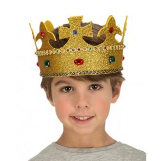 Karnevalové doplňky - Královská koruna