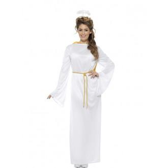 Mikuláš-Čert-Anděl - Kostým Bílý anděl