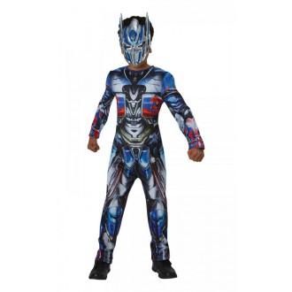 Televizní hrdinové - Dětský kostým Optimus Prime Transformers