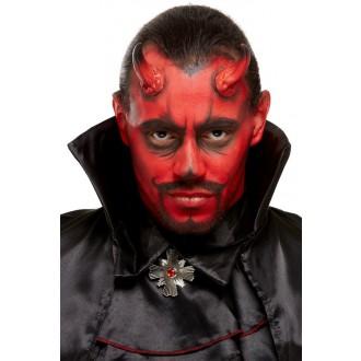 Mikuláš-Čert-Anděl - Make up Sada čert I