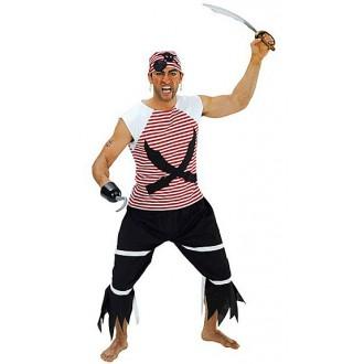 Kostýmy - Kostým drsný pirát