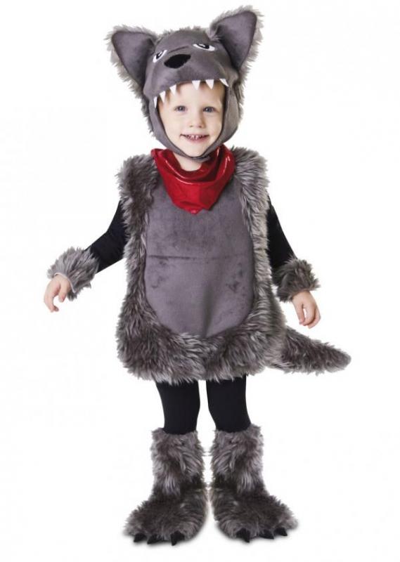 Dětský kostým Vlk-kostým vlka pro děti - Party-karneval.cz 9b61a8965ac