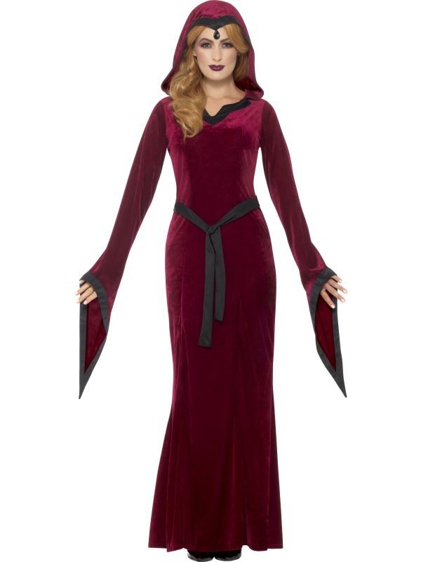 kostým vampírka na halloween - Party-karneval.cz 5f3eb2837c0