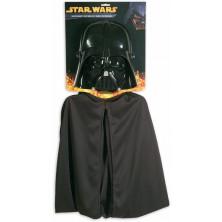 Maska a plášť Darth Vader dětský