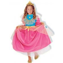 Dětský kostým růžová Princezna I