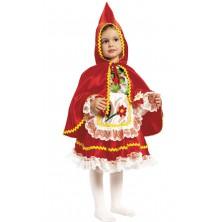 Dětský kostým Červená Karkulka II