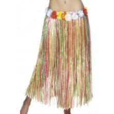 Havajská sukně multi 79 cm