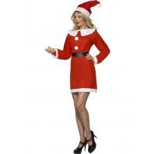 Dámský kostým Miss Santa III