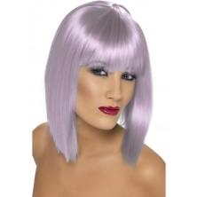 Dámská paruka Glam lila