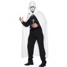 Bílý plášť pro dospělé