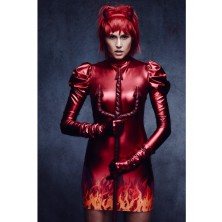 Dámský kostým Sexy čertice