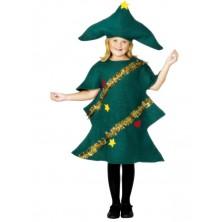 Dětský kostým Vánoční stromeček