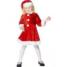 Dětský kostým Santa girl I