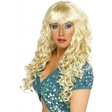 Paruka Siren blond