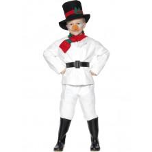 Dětský kostým Sněhulák II