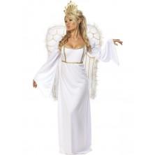 Kostým Anděl s velkými křídly