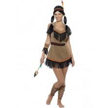 Indiánská princezna