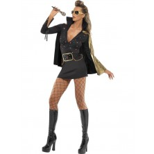 Dámský kostým Elvis dámský